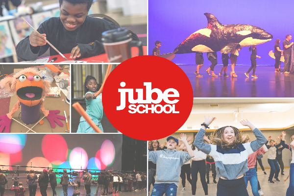 Jube School Website Image