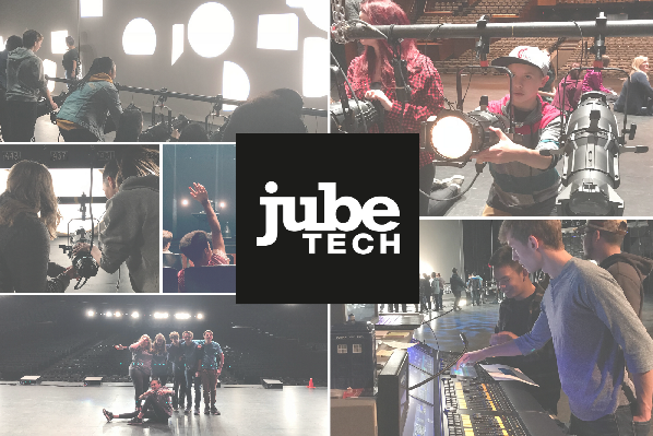 Jube Tech Website Image