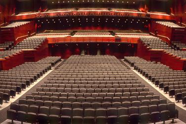 Booking and Rental   Jubilee Auditorium